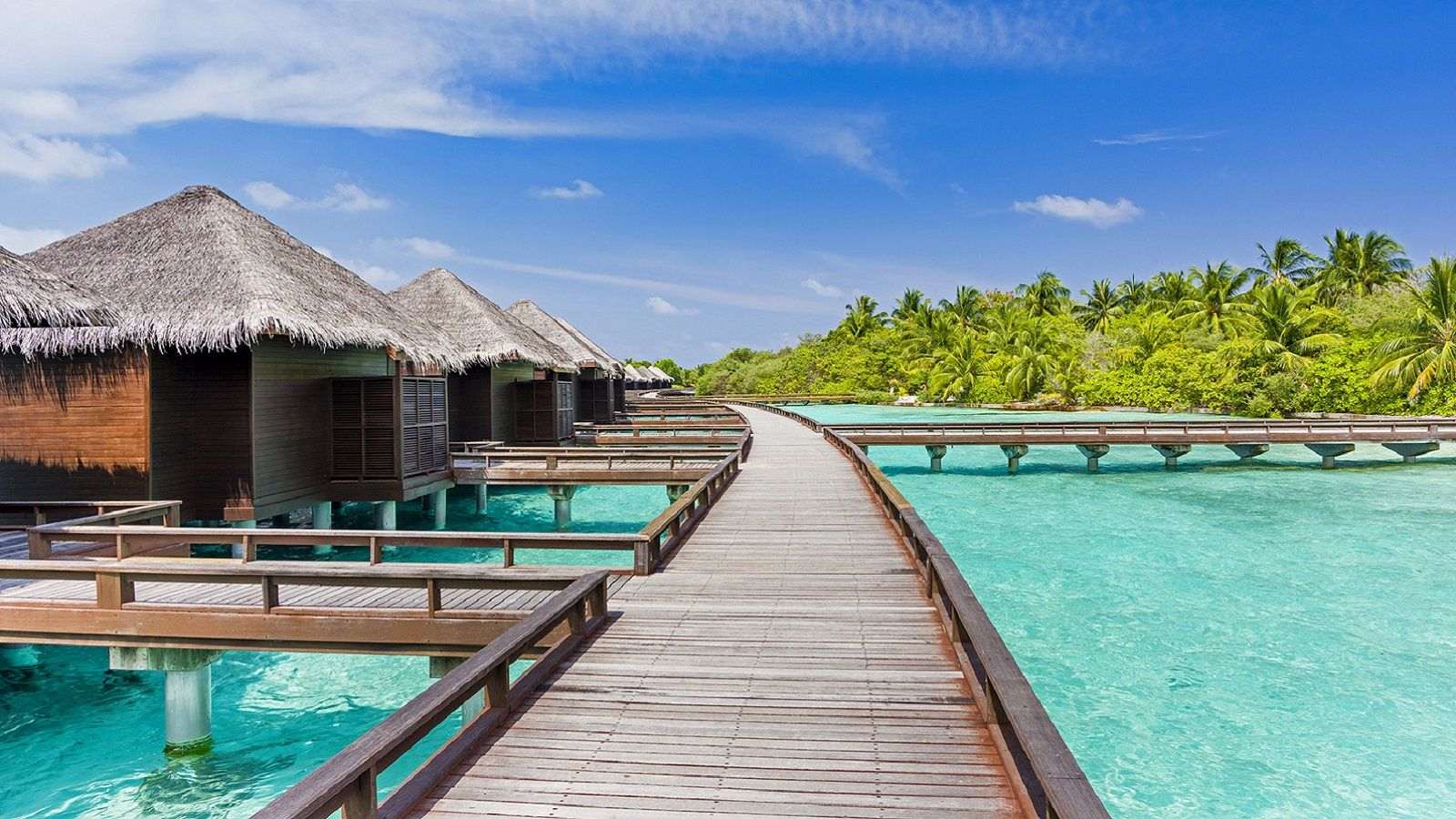 Luxury Pool Villas Maldives: Sheraton Maldives Resort